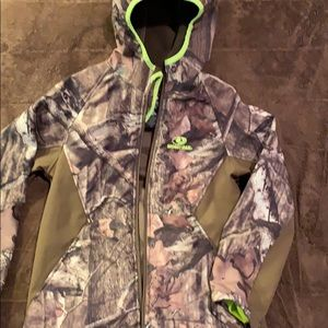 BOYS MOSSY OAK jacket